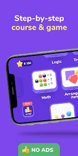 Logic Like: Brain Training Game. Puzzles & Riddles