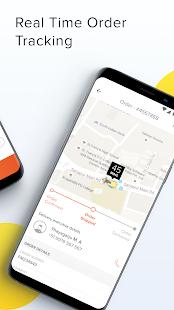 FreshMenu - Food Ordering App Screenshot
