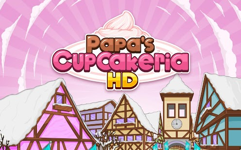Papa's Cupcakeria HD for pc