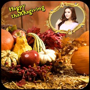 Thanksgiving Photo Frames Online PC (Windows / MAC)
