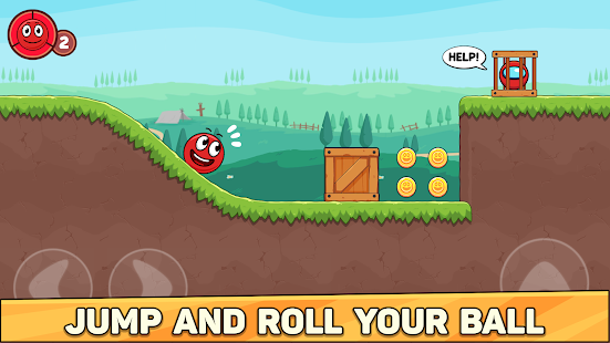 Bounce Ball 6: Red Bounce Ball Hero for pc