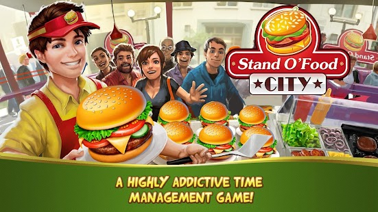 Stand O'Food® City: Virtual Frenzy for pc