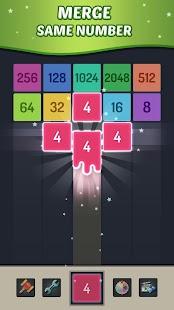 Merge Block - 2048 Puzzle for pc