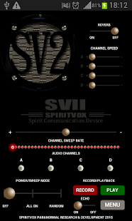 "SV-2 SpiritVox ""Ghost Box"" SV1 for pc"