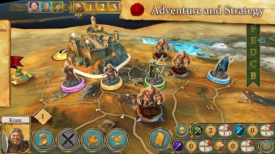Legends of Andor – The King's Secret for pc