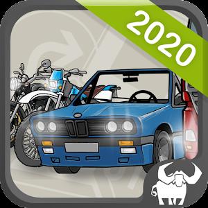 Fahren lernen 2020 - Auto Führerschein Klasse B Online PC (Windows / MAC)