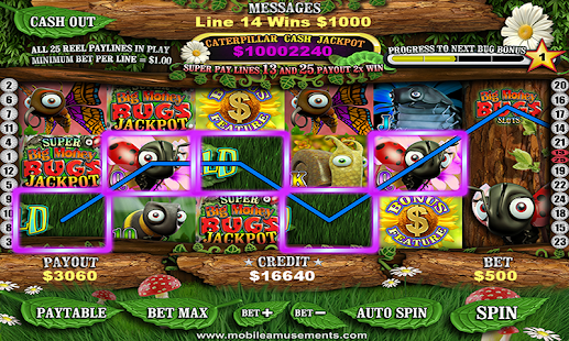 Big Money Bugs Slots PAID for pc
