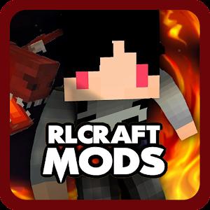 RLCraft Mod for MCPE Online PC (Windows / MAC)