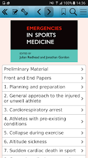 Emergencies in Sports Medicine for pc