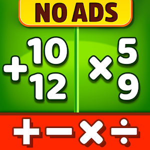Math Games - Addition, Subtraction, Multiplication Online PC (Windows / MAC)