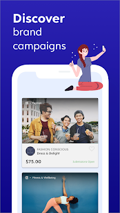 Partipost: Join influencer campaigns