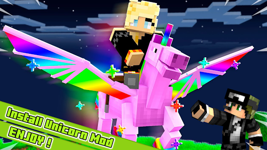 Unicorn Mod - Ultimate Addons and Mods for pc