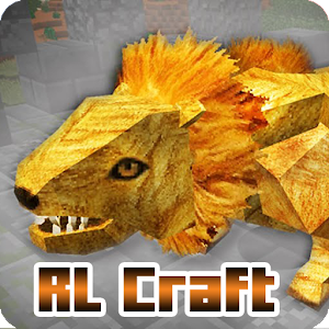 Update Real Life Craft - RLCraft mod MCPE Online PC (Windows / MAC)
