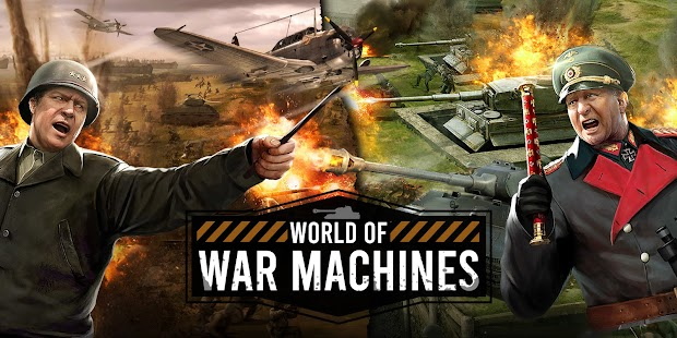 World of War Machines - WW2 Strategy Game for pc