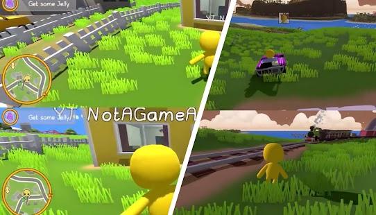 Wobbly Stick Life Ragdoll game Walkthrough for pc