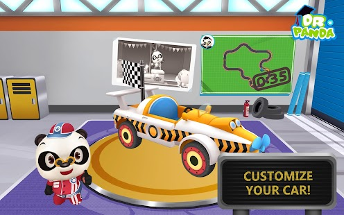 Dr. Panda Racers for pc