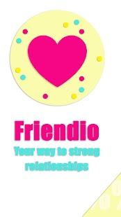 Friendio for pc