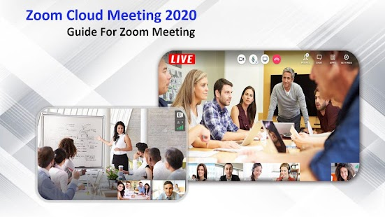 Guide For Zoom Video : Zoom Meetings Tips for pc