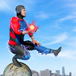 Light Speed Hero Robot Crime City Online PC (Windows / MAC)