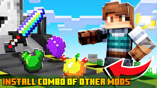 CrazyCraft Mods - Addons and Modpack