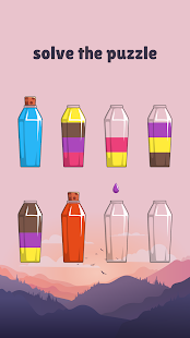 Cups - Water Sort Puzzle