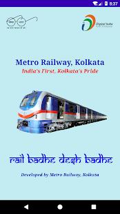 Metro Railway Kolkata (Official) for pc