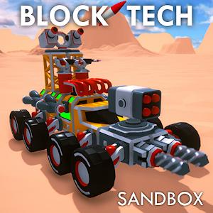 Block Tech : Tanks Sandbox Craft Simulator Delux Online PC (Windows / MAC)