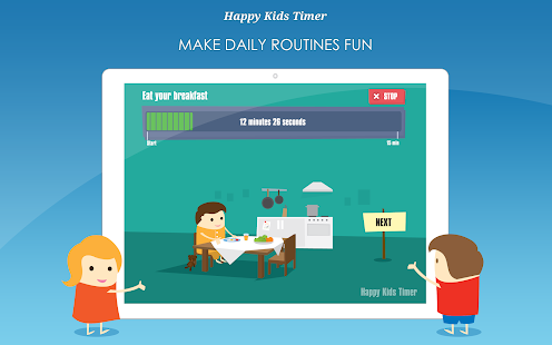 Chores: Happy Kids Timer Morning & Evening Routine for pc