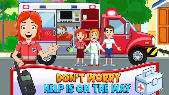 Fireman, Firefighter & Fire Station Game for KIDS