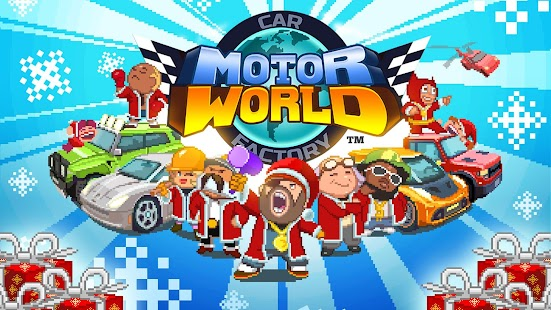 Motor World Car Factory for pc