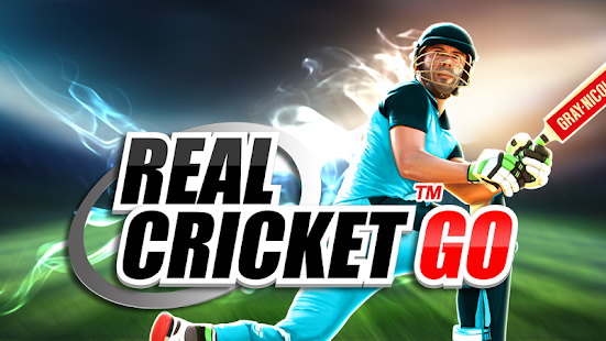 Real Cricket™ GO for pc