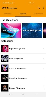 SMS Ringtones Free for pc