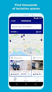 Mamava - find pumping & breastfeeding locations for pc