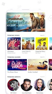 Bajao: Best Audio Video Music App and Music Player for pc
