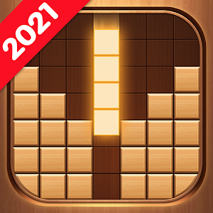 Wood Block Puzzle - Free Classic Brain Puzzle Game Online PC (Windows / MAC)