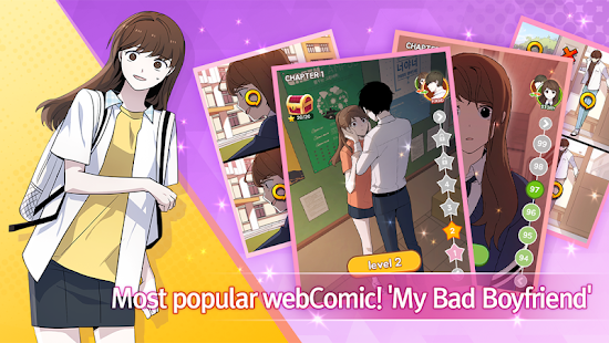 Find It differences: My Bad Boyfriend | Free game for pc