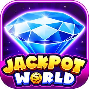 Jackpot World™ - Free Vegas Casino Slots Online PC (Windows / MAC)