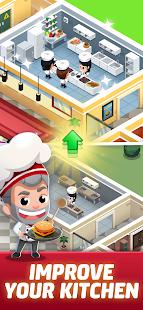 Idle Restaurant Tycoon - Build a restaurant empire