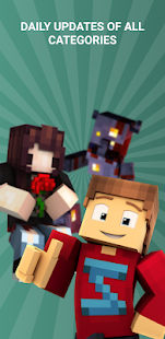 Mods, Maps, Skins and Addons for Minecraft