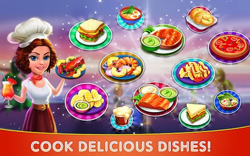 Cooking Cafe – Restaurant Star : Chef Tycoon