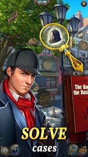 Sherlock:MysteryHiddenObjects& Match-3 Cases for pc