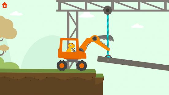 Dinosaur Digger 3 - Truck Simulator Games for kids for pc