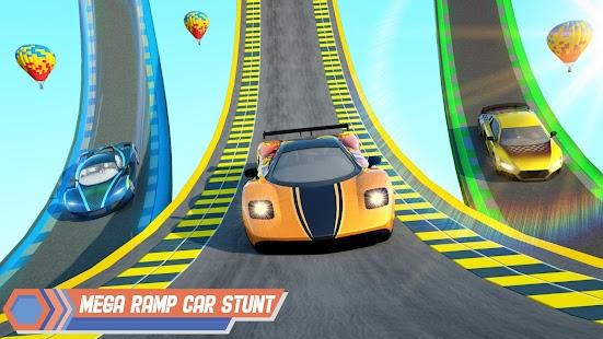 Superhero GT Racing Car Stunts: New Car Games 2020