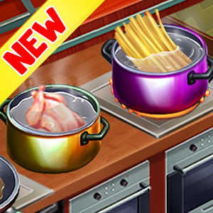 Cooking Team - Chef's Roger Restaurant Games Online PC (Windows / MAC)