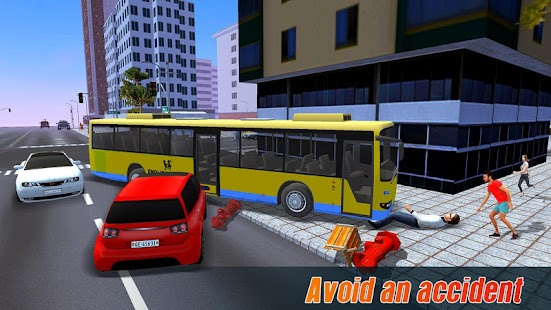 High School Bus Driving Game Bus Simulator 2020 for pc