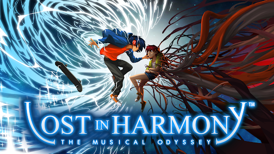 Lost in Harmony for pc