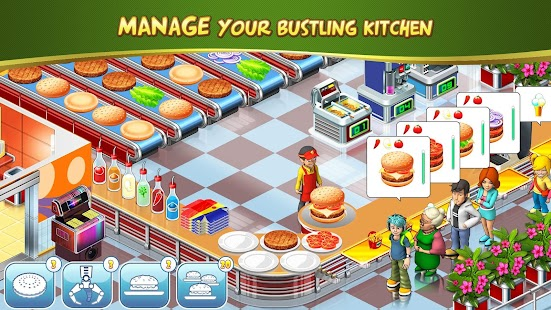 Stand O'Food® City: Virtual Frenzy