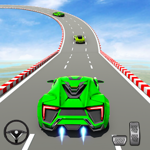 Mega Ramp Car Stunts 3D: Ramp Stunt Car Games Online PC (Windows / MAC)
