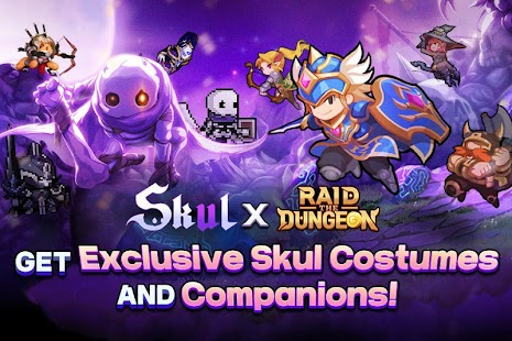 Raid the Dungeon : Idle RPG Heroes AFK or Tap Tap for pc