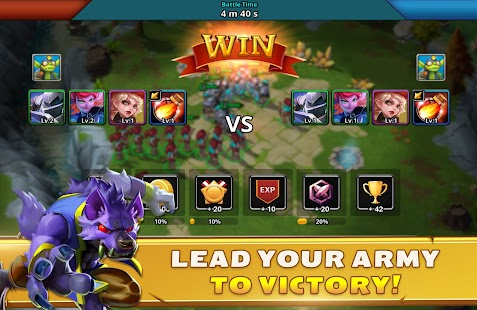 Clash of Legions - rise your art of war in top RTS for pc